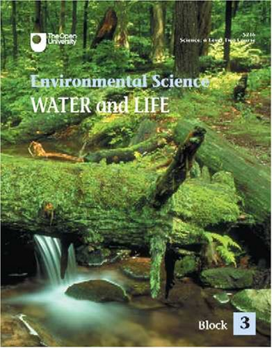 Environmental Science: Water and Life: James, R.A.; Bennett,