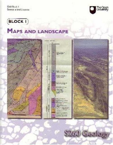 9780749280383: Geology: Maps and Landscape (Course S260)