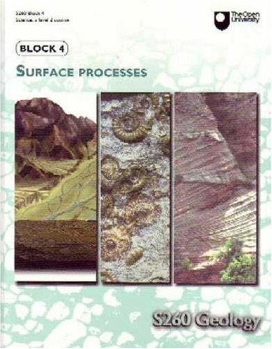 9780749280413: Geology: Surface Processes (Course S260)