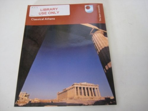 9780749296490: Block 2 Classical Athens (A219 Exploring the Classical World)