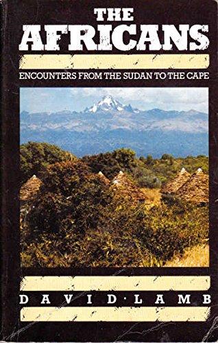 The Africans: Lamb, David