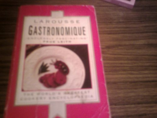 Larousse Gastronomique: Courtine, Robert