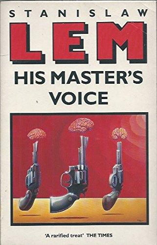 9780749304904: His Master's Voice