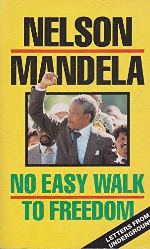 9780749305048: No Easy Walk to Freedom