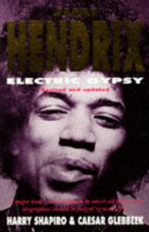 9780749305444: Jimi Hendrix: Electric Gypsy
