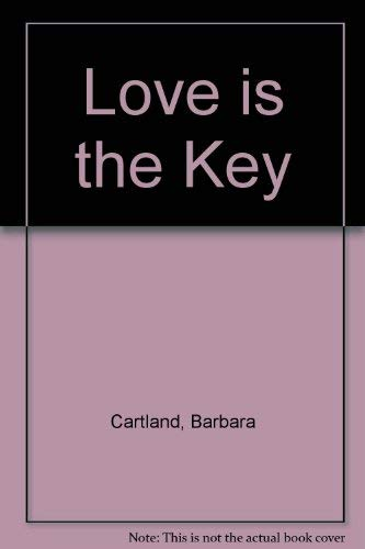 9780749308414: Love is the Key