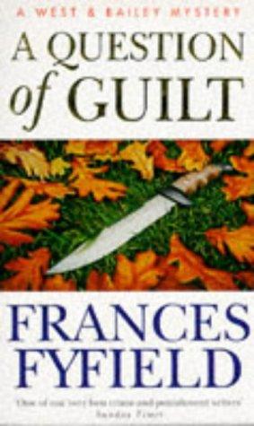 9780749310202: A Question of Guilt