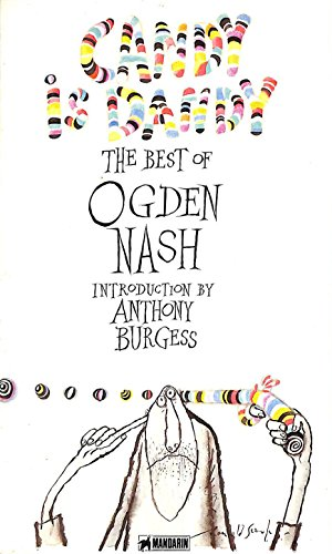 9780749311377: Candy is Dandy: The Best of Ogden Nash