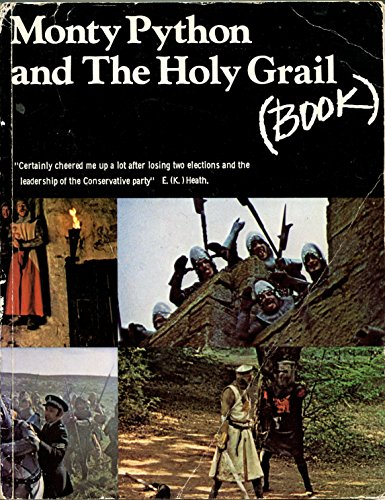 9780749311421: Monty Python and the Holy Grail (BOOK!)