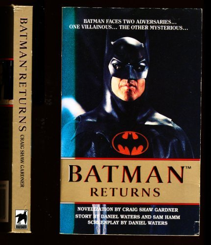 9780749313456: Batman Returns