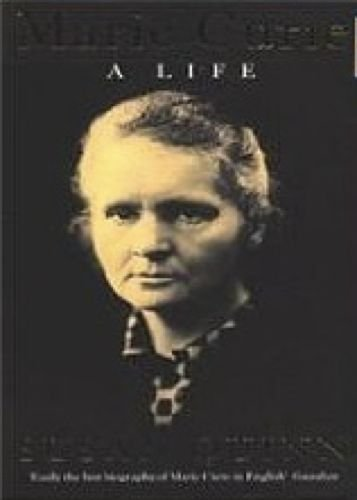 9780749314033: Marie Curie: A Life