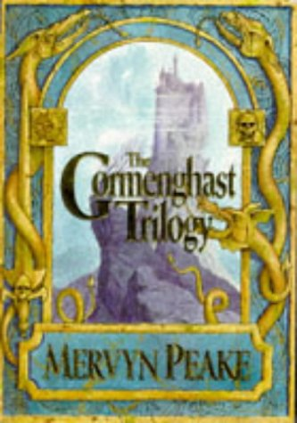 9780749314262: The Gormenghast Trilogy: Titus Groan, Gormenghast, Titus Alone