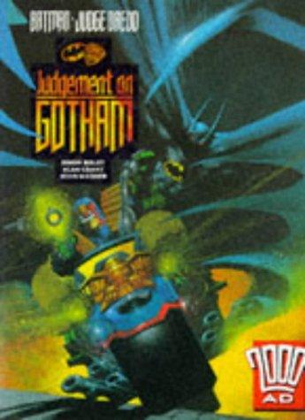 9780749314583: Judgment on Gotham