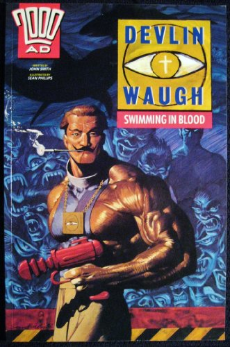 9780749315566: Devlin Waugh: Swimming in Blood (Mandarin Graphic Novels)