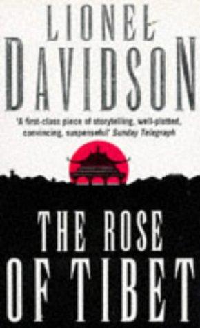 9780749317164: The Rose of Tibet