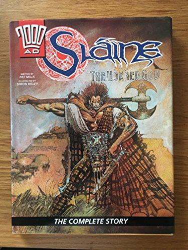 9780749317355: Slaine: The Horned God (Mandarin Graphic Novels)