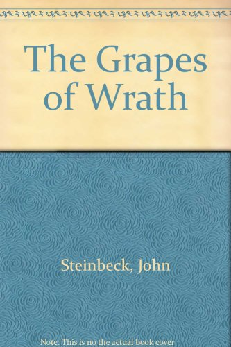 9780749317423: Grapes of Wrath, the