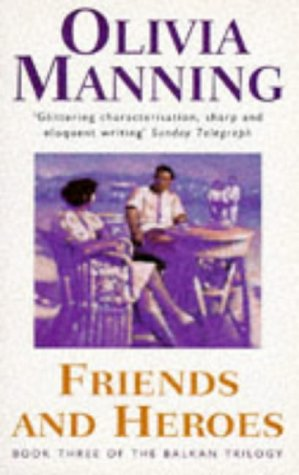 9780749317515: Friends and Heroes