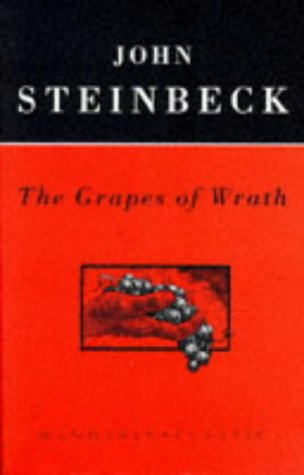9780749317805: The Grapes of Wrath (Mandarin classic)