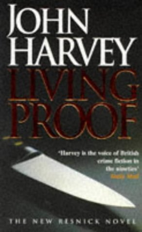 9780749318239: Living Proof (A Resnick Novel)