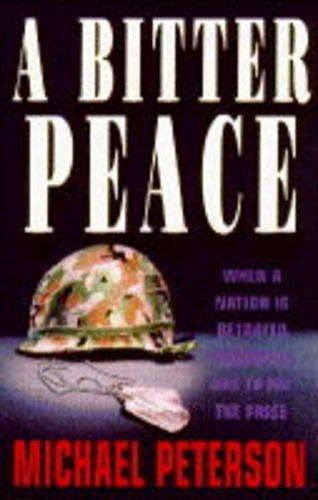 9780749319281: A Bitter Peace