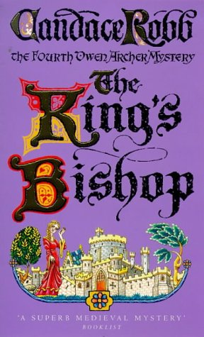 9780749319816: The King's Bishop (Owen Archer Mystery S.)