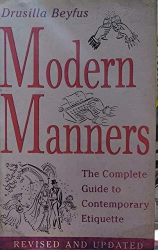 Modern Manners (9780749320041) by Drusilla Beyfuss