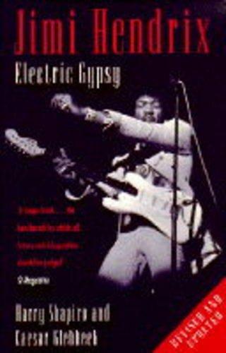 9780749321819: Jimi Hendrix: Electric Gypsy