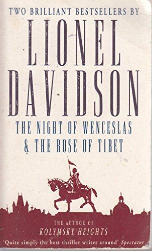 9780749323400: The Night Of Wenceslas & The Rose Of Tibet