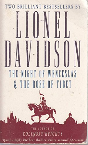 9780749323400: The Night Of Wenceslas & The Rose Of Tibet