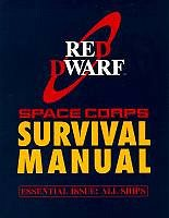 The Red Dwarf Space Corps Survival Guide: Mike O'Hagan