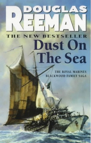 9780749325251: Dust on the Sea (The Royal Marines)