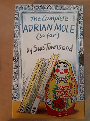 9780749343057: Adrian Mole (Boxed Set)