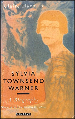 Sylvia Townsend Warner by Claire Harman 1991 Paperback
