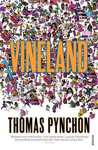 9780749391416: Vineland (Roman)
