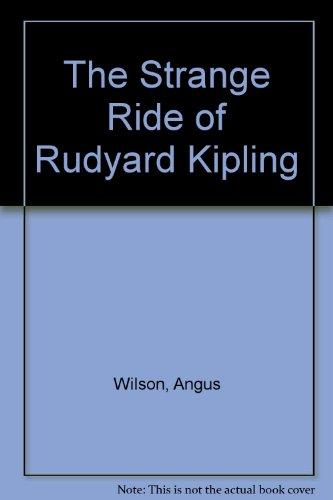 9780749391935: The Strange Ride of Rudyard Kipling