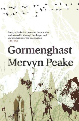 9780749394820: Gormenghast (Gormenghast Trilogy (Book Two))