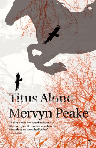 9780749394875: Titus Alone (Gormenghast Trilogy)
