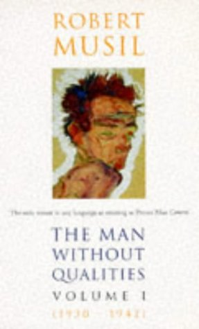9780749395780: The Man without Qualities: A Sort of Introduction v. 1
