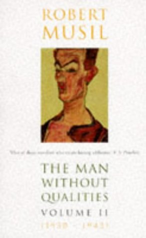 9780749395834: Man without Qualities: The Like of it Now Happens v. 2
