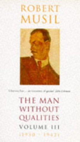 9780749395889: Man without Qualities: Into the Millennium (The Criminals) v. 3