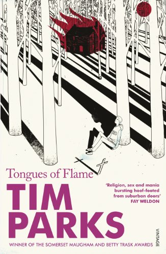 9780749396176: TONGUES OF FLAME