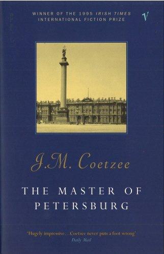 9780749396329: The Master of Petersburg
