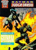 9780749396893: Batman, Judge Dredd: Vendetta in Gotham (2000 AD)