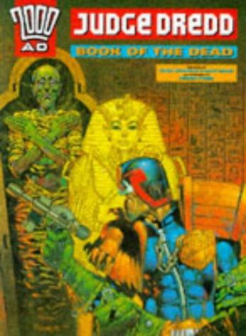 9780749396923: Judge Dredd-Book of the Dead (2000 AD)