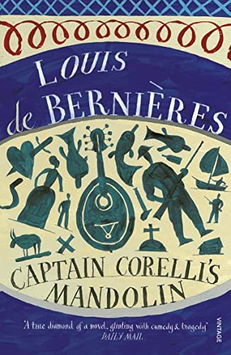 9780749397548: CAPTAIN CORELLI'S MANDOLIN