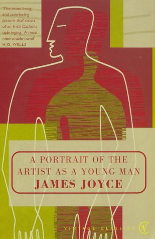 9780749398309: A Portrait of the Artist as a Young Man (Vintage classics)