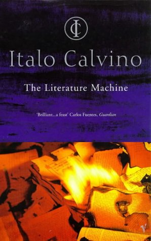 9780749399948: The Literature Machine : Essays