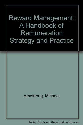 9780749402204: Reward Management: A Handbook of Salary Administration