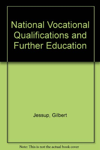 National Vocational Qualifications and Further Education: Gilbert Jessup, Jenny